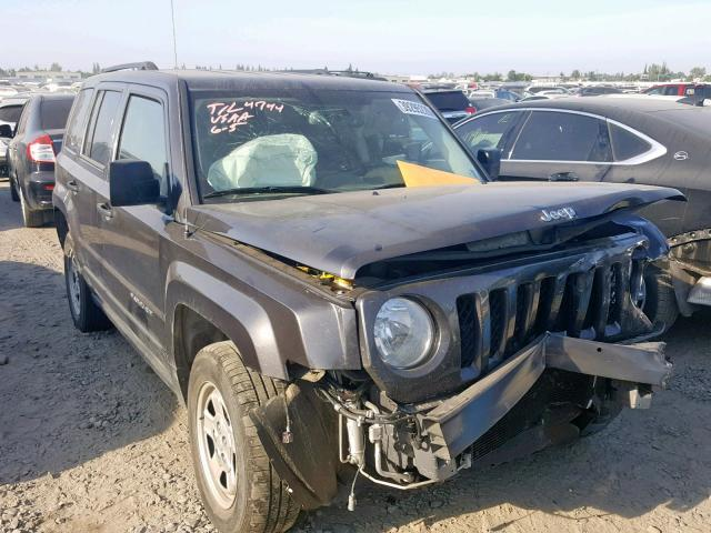 click here to view 2017 JEEP PATRIOT SP at IBIDSAFELY