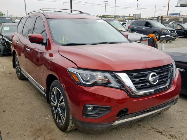 click here to view 2018 NISSAN PATHFINDER at IBIDSAFELY