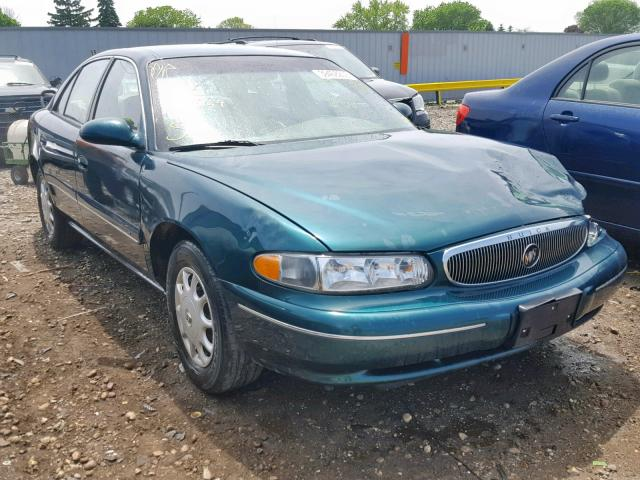 click here to view 2001 BUICK CENTURY CU at IBIDSAFELY