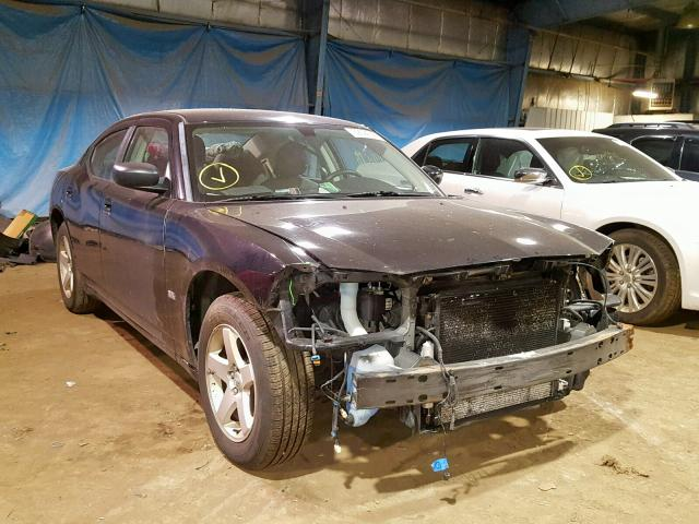 Salvage 2010 Dodge CHARGER for sale