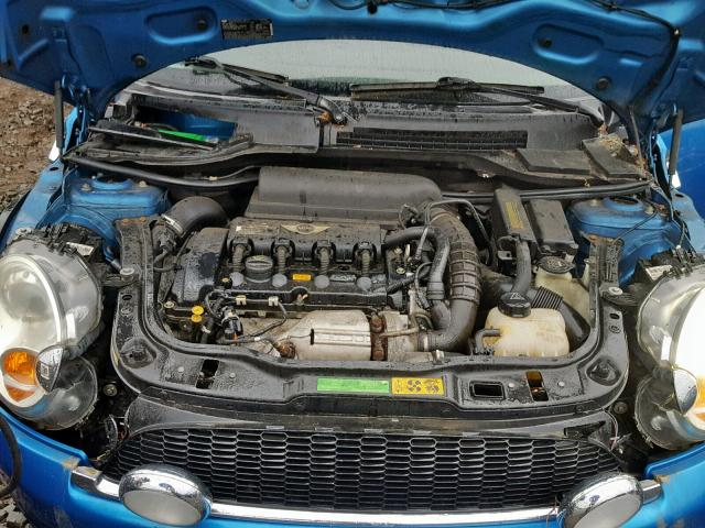 2007 Mini Cooper S Engine