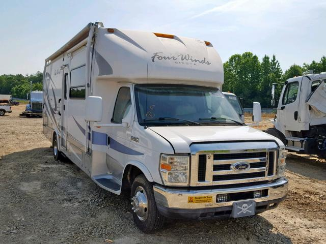 click here to view 2008 FOUR MOTORHOME at IBIDSAFELY