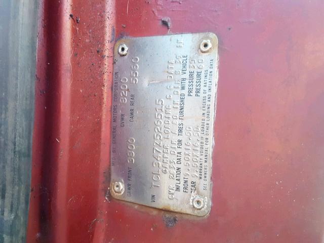 1977 Gmc Sierra in WA - Pasco (TCL347Z526515) for Sale