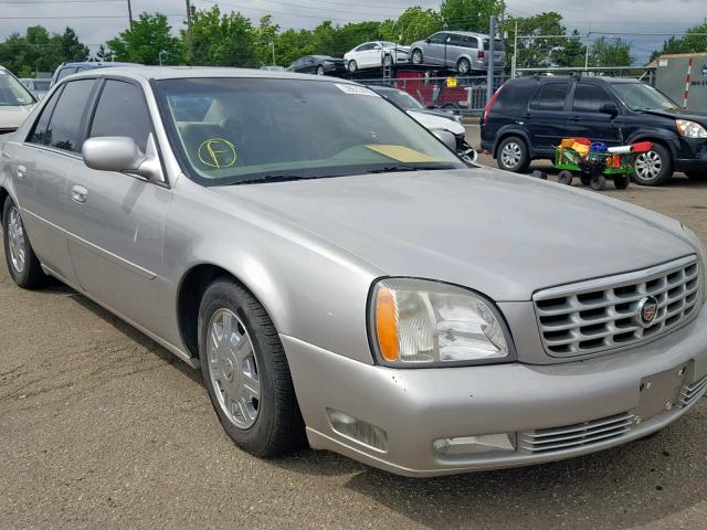 click here to view 2005 CADILLAC DEVILLE DT at IBIDSAFELY