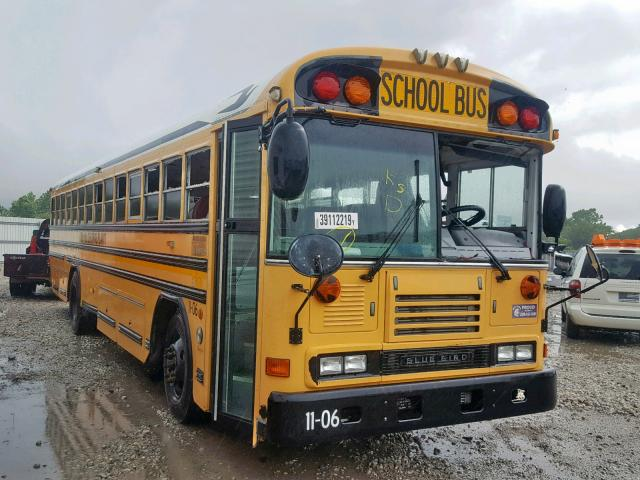 Salvage 2006 Blue Bird SCHOOL BUS for sale