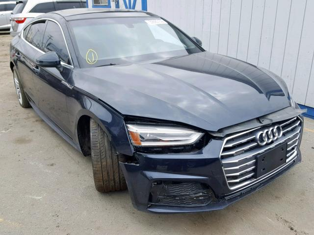 click here to view 2018 AUDI A5 PRESTIG at IBIDSAFELY