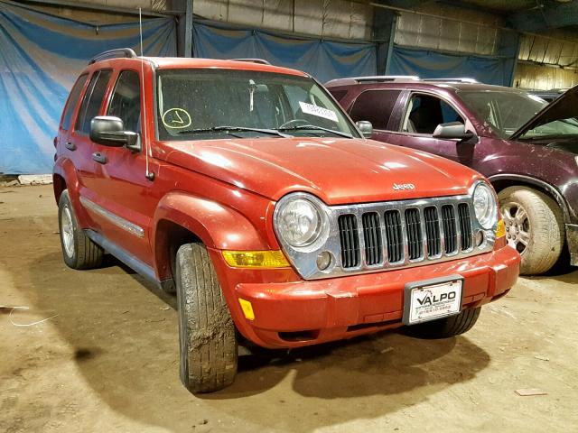click here to view 2005 JEEP LIBERTY LI at IBIDSAFELY
