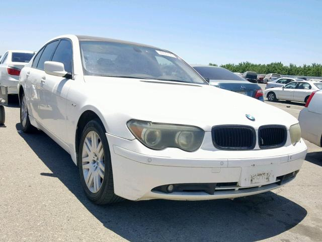 click here to view 2002 BMW 745 I at IBIDSAFELY
