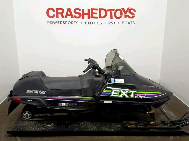 Salvage 1991 Arctic Cat EXT for sale