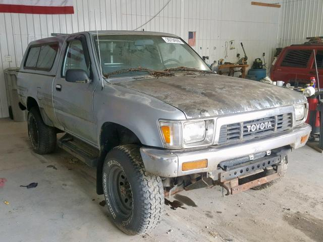 1991 TOYOTA PICKUP 1/2 TON SHORT WHEELBASE DLX For Sale | DE