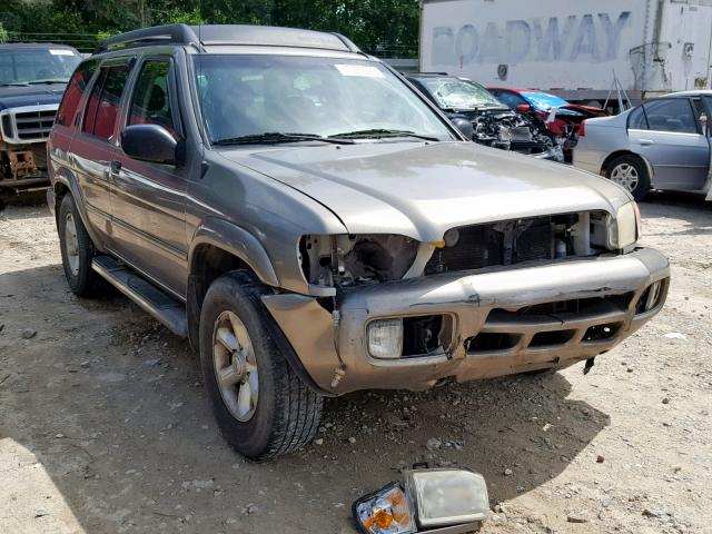 Auto Auction Ended on VIN: JN8DR09Y64W909772 2004 Nissan