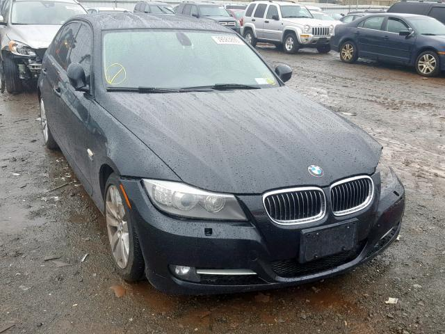 Salvage 2011 BMW 335 XI for sale