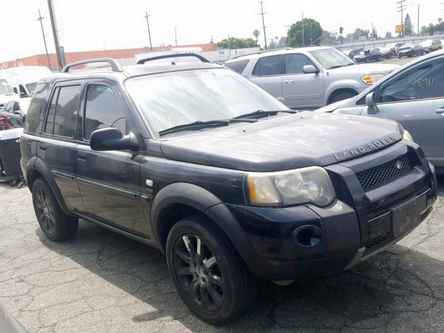 click here to view 2004 LAND ROVER FREELANDER at IBIDSAFELY