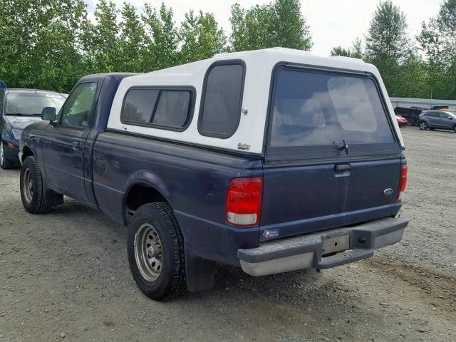 2000 Ford Ranger 2 5L 4 for Sale in Arlington WA - Lot: 37701279