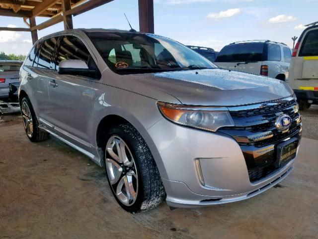 Salvage 2011 Ford EDGE SPORT for sale