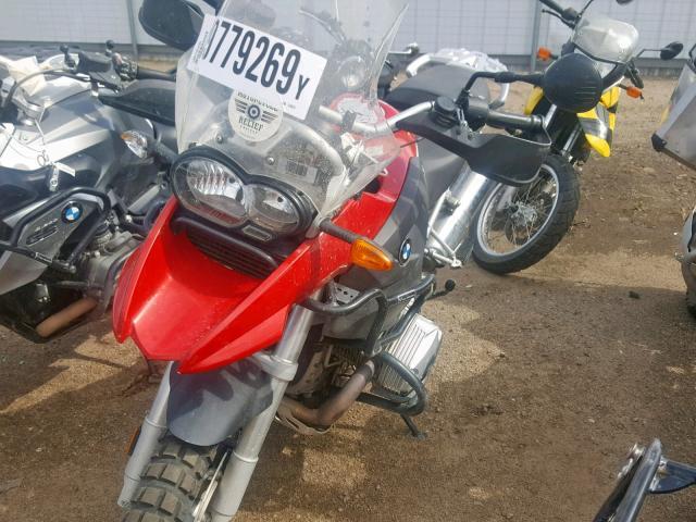 2005 BMW  R1200 GS
