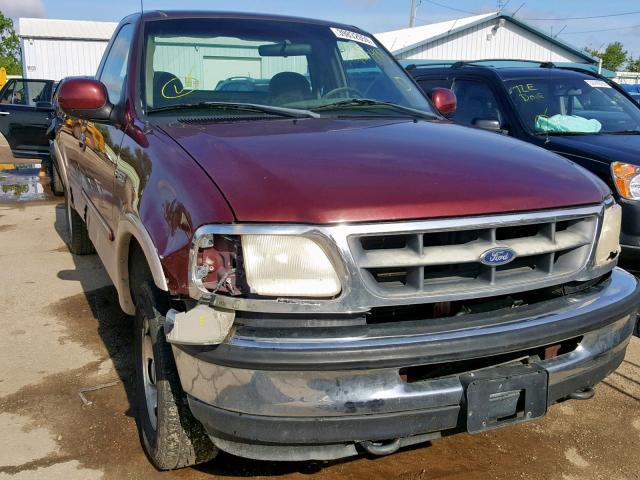 1997 Ford F150 46l 8 In Il Peoria 2ftdf18w9vca88674