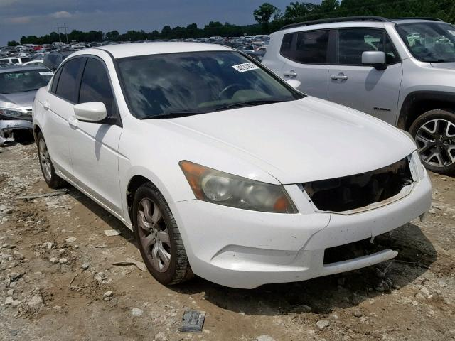 Salvage 2008 Honda ACCORD LXP for sale