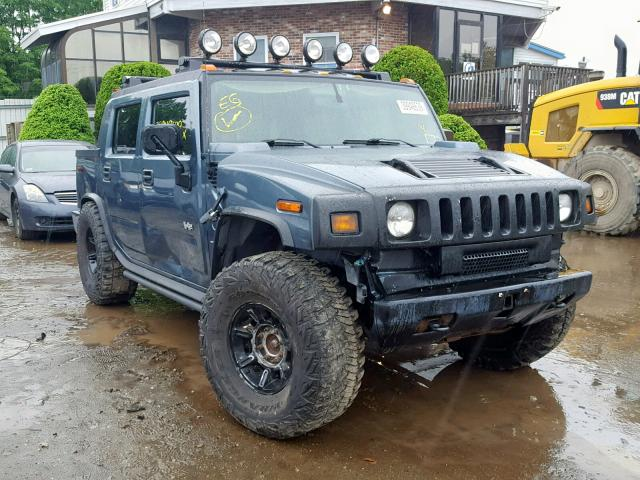 click here to view 2005 HUMMER H2 SUT at IBIDSAFELY