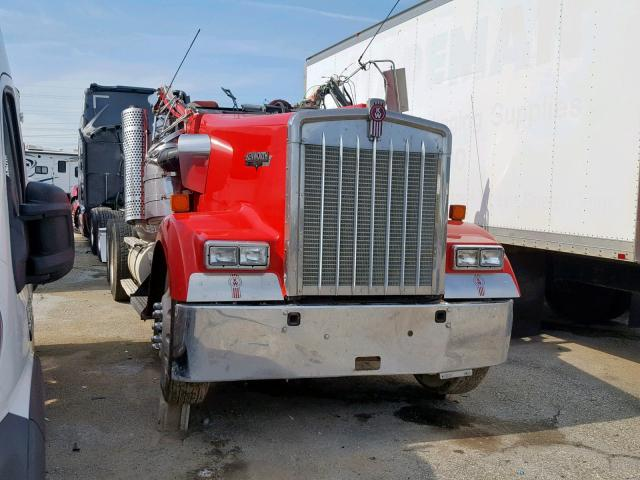 click here to view 2005 KENWORTH TRACTOR at IBIDSAFELY