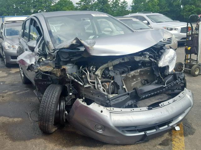 Salvage 2015 Nissan VERSA NOTE for sale