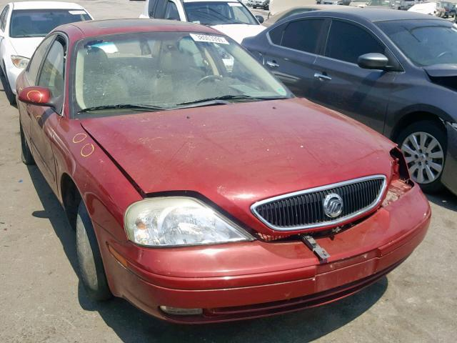 click here to view 2002 MERCURY SABLE LS P at IBIDSAFELY