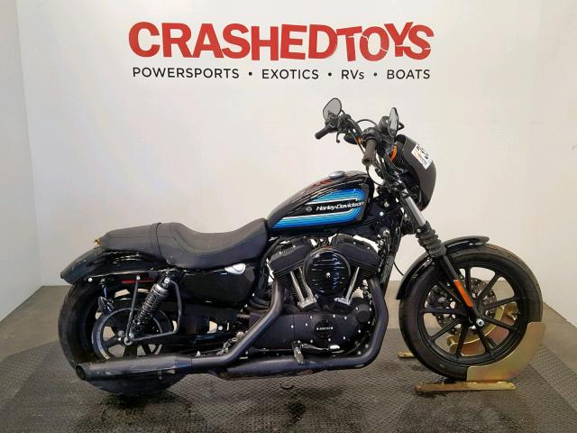 click here to view 2019 HARLEY-DAVIDSON XL1200 NS at IBIDSAFELY