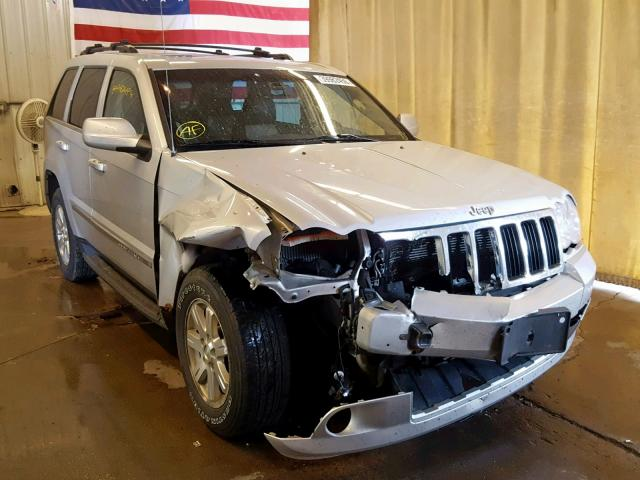 click here to view 2008 JEEP GRAND CHER at IBIDSAFELY