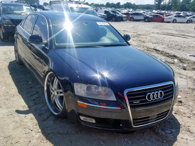Salvage 2009 Audi A8 L QUATTRO for sale