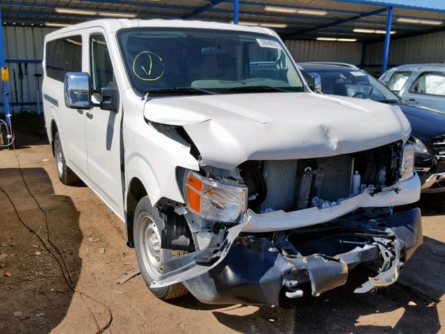 click here to view 2016 NISSAN NV 3500 at IBIDSAFELY