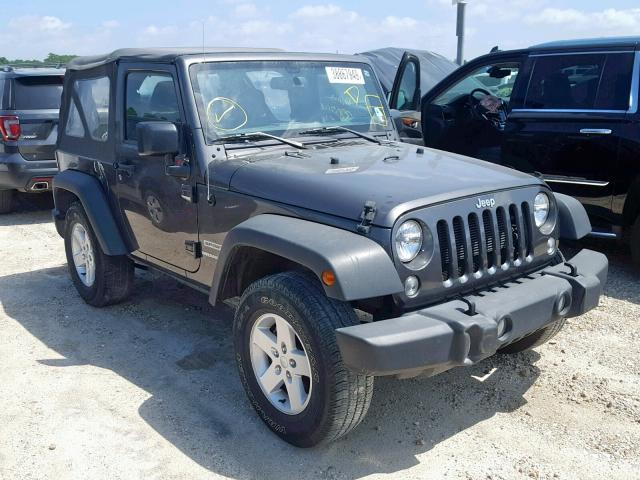 click here to view 2017 JEEP WRANGLER S at IBIDSAFELY