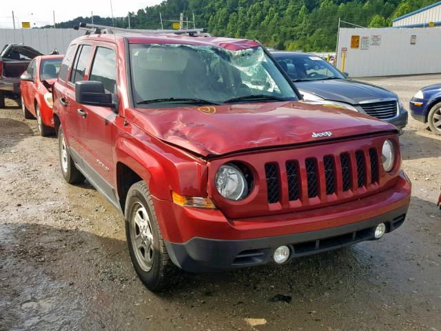 2016 Jeep Patriot SP for sale in Hurricane, WV