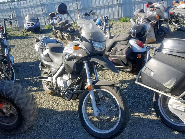 click here to view 2005 BMW F650 GS at IBIDSAFELY