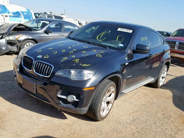 2011 BMW  X6 XDRIVE3