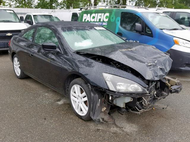 Pacific Auto Auction >> 2003 Honda Accord Ex Photos Wa North Seattle Salvage