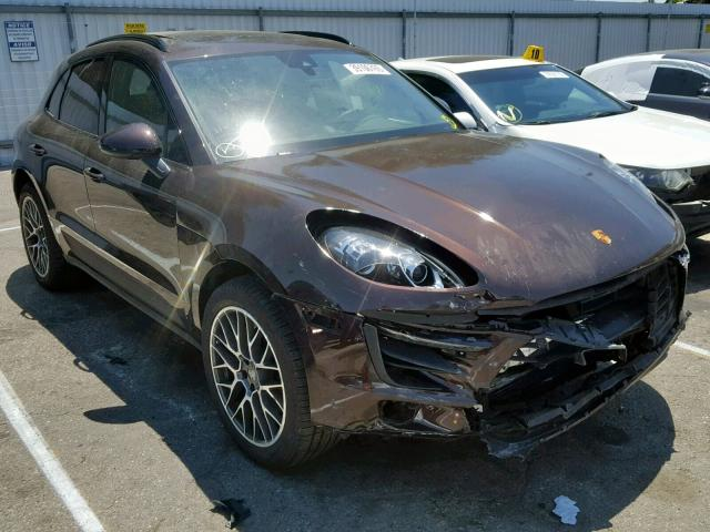 click here to view 2017 PORSCHE MACAN S at IBIDSAFELY
