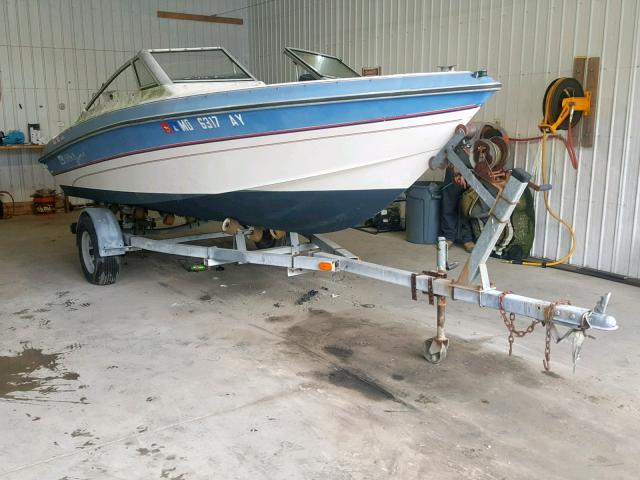 Larson Boat salvage cars for sale: 1999 Larson Boat
