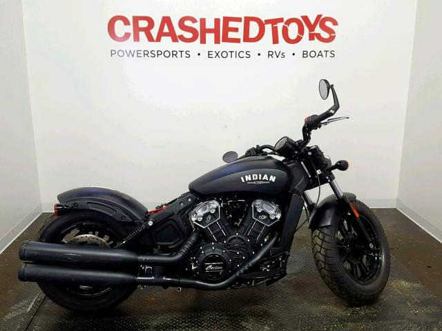 click here to view 2019 INDIAN MOTORCYCLE CO. SCOUT BOBB at IBIDSAFELY