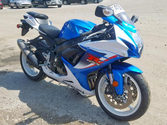 click here to view 2013 SUZUKI GSX-R600 at IBIDSAFELY