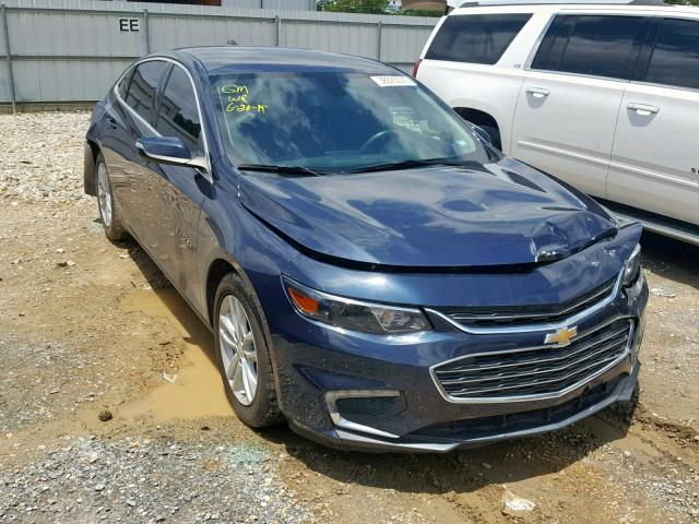 click here to view 2016 CHEVROLET MALIBU LT at IBIDSAFELY