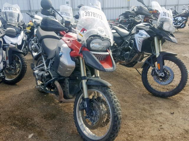 Salvage 2010 BMW R1200 GS for sale