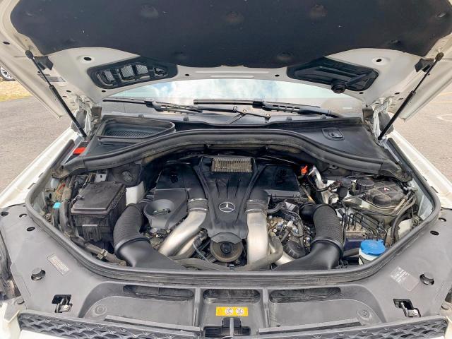 4JGDF7CE5EA308763 - 2014 Mercedes-Benz Gl 450 4Ma 4.6L front view