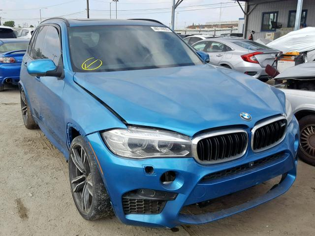 click here to view 2016 BMW X5 M at IBIDSAFELY