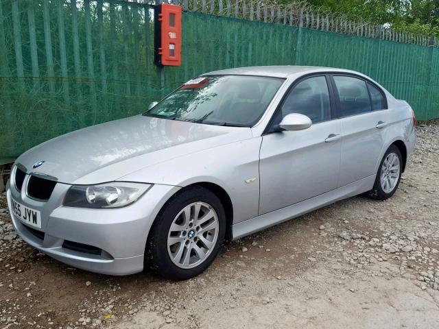 BMW 320D SE - 2005 rok