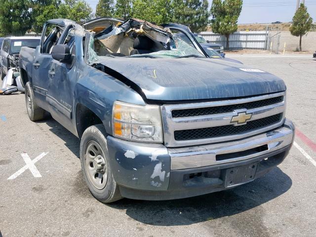 2011 Chevrolet Silverado 4 8L 8 for Sale in Rancho Cucamonga CA - Lot:  38681199
