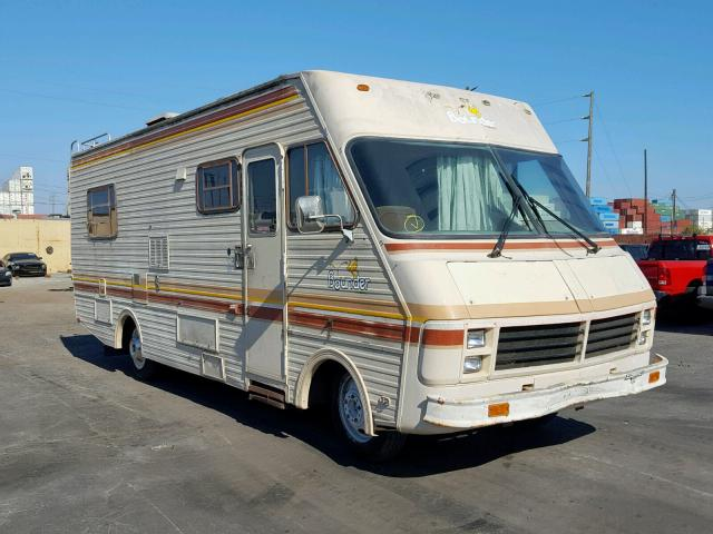 click here to view 1987 BOUN MOTORHOME at IBIDSAFELY