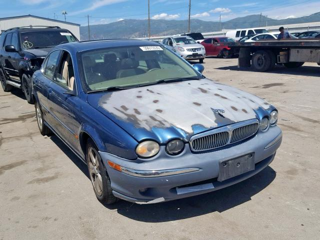 click here to view 2002 JAGUAR X-TYPE 3.0 at IBIDSAFELY