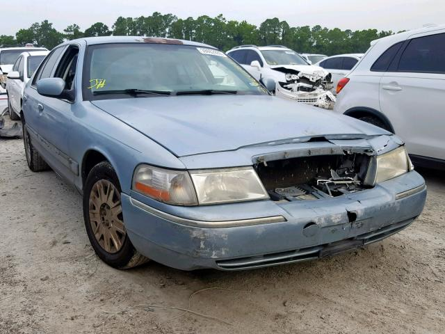click here to view 2004 MERCURY GRAND MARQ at IBIDSAFELY
