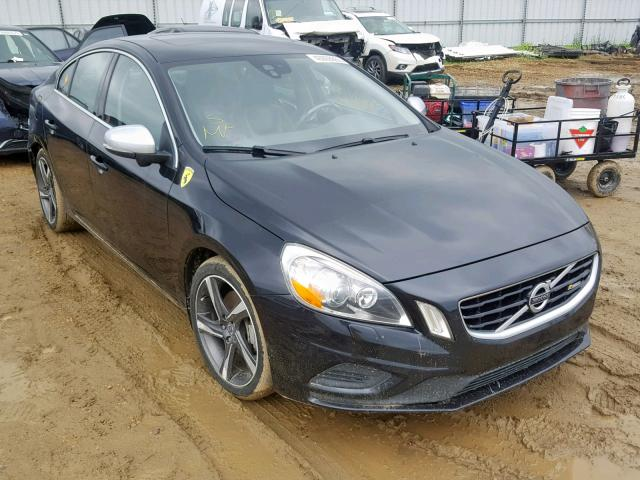 3fb57d3e305 2012 Volvo S60 Sedan 4d 3.0L 6 Gas - Black - Subasta - Nisku (AB ...