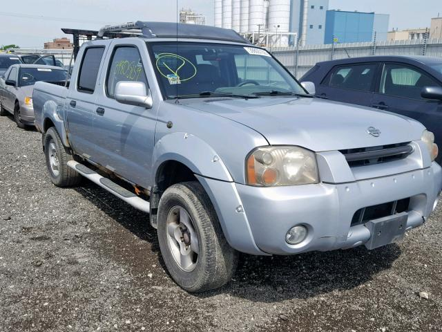 click here to view 2001 NISSAN FRONTIER C at IBIDSAFELY